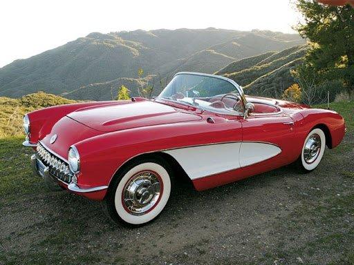 1957 Corvette - Bred to Race - Corvette Fever Magazine