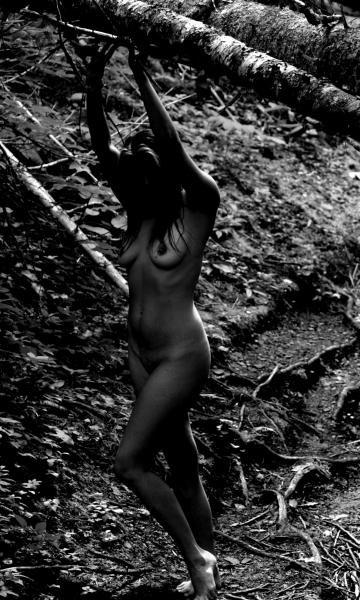 Naked nature walks ;)