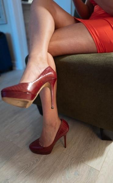 Amazing heels