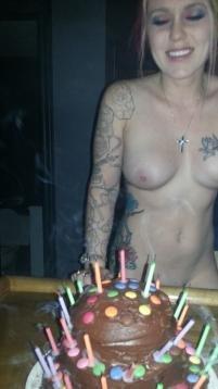 16 candles  ... plus a dozen. ... plus a couple more.  Damnit. ;)