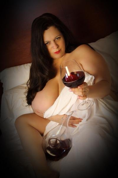 Share a glass of wine ?
